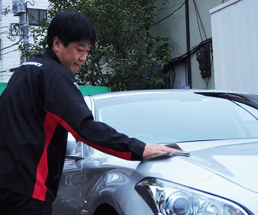 洗車・美装・回送スタッフ